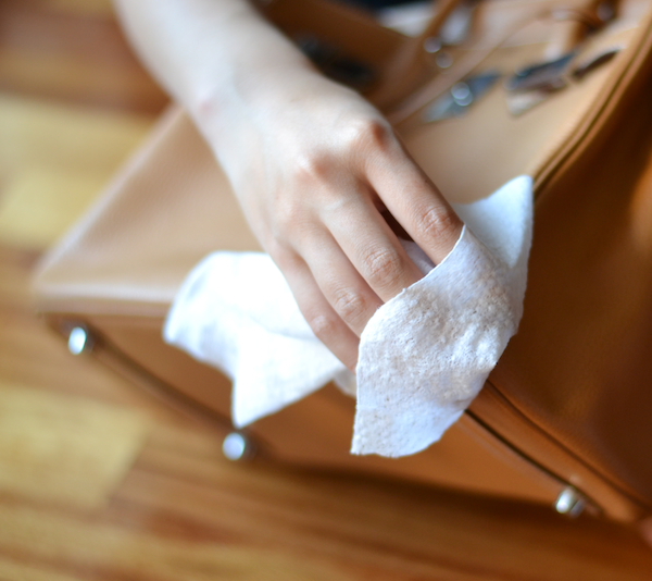 Tuci Italia: Handbag spa: Care and cleaning tips for your purse