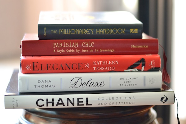 Favorite Fashion Books Feather Factor