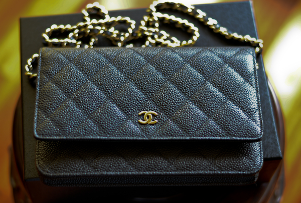 Chanel Woc Feather Factor