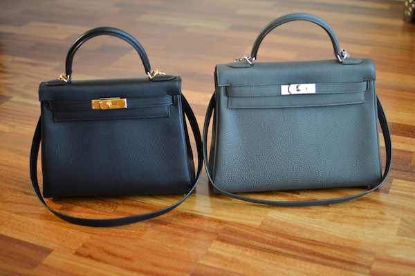 The Hermes Kelly Bag \u2013 Sizes and General Tips | Feather Factor