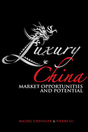 Michel's newest book, Luxury in China
