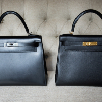 The Hermes Kelly - Sellier vs Retourne