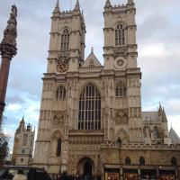 Stopover in London